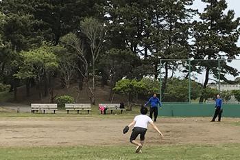 野球部始動!